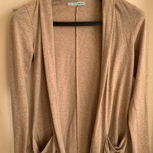 Maurices Beige Cardigan